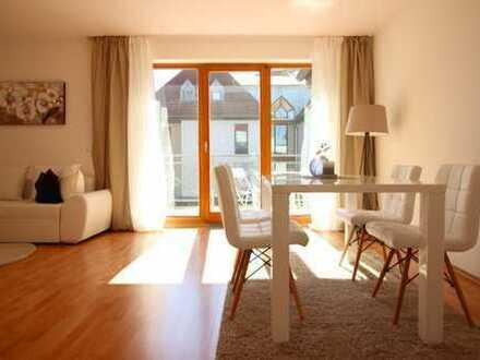 Stilvolle 3-Zimmer-Wohnung mit Balkon und Einbauküche in Frechen