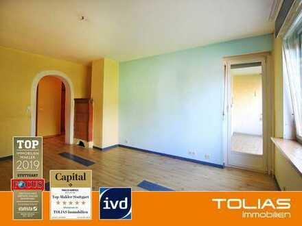 Kapitalanlage oder Eigennutzung! 3-Zimmer-Wohnung mit Balkon und 2 Abstellräumen nahe U-Bahn