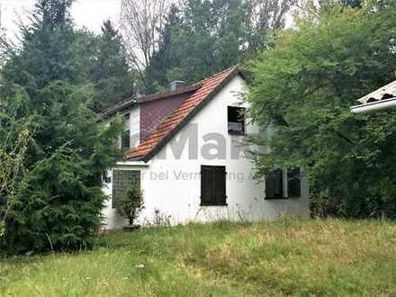 Charmantes Einfamilienhaus mit Renovierungsbedarf im idyllischen Bad Sachsa