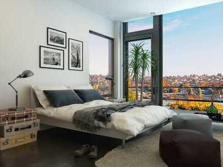 moderne 4-Zimmer-Wohnung mit 2 Bäder, großem Balkon und Terrasse