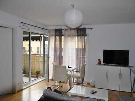 Attraktive vermietete 2 - Zimmerwohnung in Bernau - Friedenstal