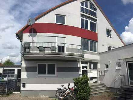 3 Zimmer Wohnung mit großer Terrasse in Nauheim