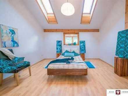 geräumige und gemütliche Dachgeschosswohnung in Sulzbach