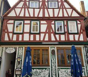 Die Perle von Klingenberg - gepflegtes Altstadthaus als Kapitalanlage