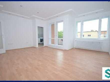 VB - sanierte 1 Zimmer Balkon Wohnung mit EBK - Befristet bis Ende 2020 vermietet