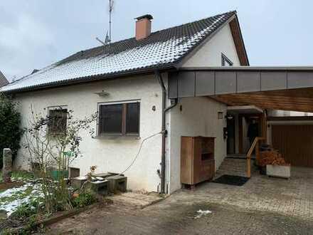 Einfamilienhaus in ruhiger Lage mit Wintergarten