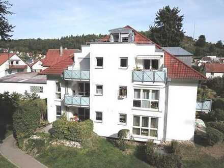 Charmante 2-Zimmer Erdgeschosswohnung in Blaustein