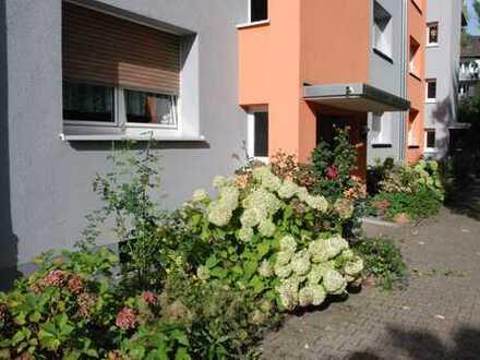 Helle, gut geschnittene 3-Zimmer-Wohnung, 66 qm, mit Balkon und schönem neuwertigem Bad