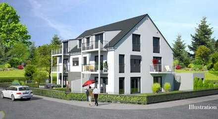 Traumhafte 2-Zimmer Dachgeschosswohnung mit Westbalkon