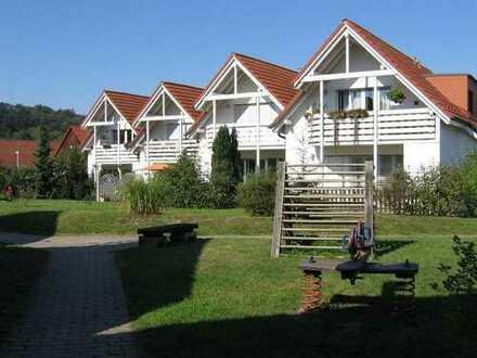 Tolle 2-Raum-Wohnung mit EBK und Garten