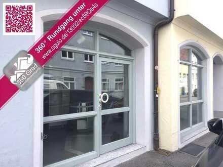 Laden- bzw. Beratungsfläche in der Innenstadt von Memmingen - als Anlageobjekt