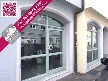 Laden- bzw. Beratungsfläche in der Innenstadt von Memmingen