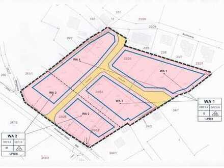 Für Bauträger: Bauland Nähe Annaberg-Buchholz an B 95