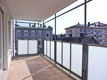 6311 - Erstbezug nach Sanierung! 4-Zimmerwohnung mit Balkon in zentraler Lage in Mühlburg!