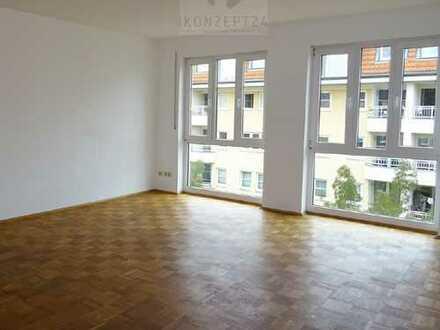 ...sofort frei: 1-Zi.-Whg. in Friedrichstadt
