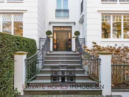 Exclusive Wohnung in Top Alsterlage
