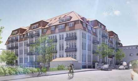 * großzügige und moderne Wohnung mit großer Loggia nach Süden *