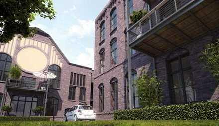 • Luxus im Denkmal • Kernsanierte Altbauwohnung • Denkmal-AfA • Balkon