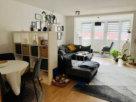 Gepflegte 2-Zimmer-Wohnung mit EBK in Nürnberg