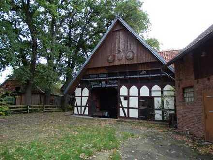 denkmalgeschütztes, modernisiertes Fachwerkhaus in Schillerslage