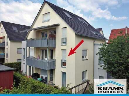 Zu Fuß nur 10 Min in die Innenstadt - Moderne 4-Zimmer-Wohnung in beliebter Lage von Reutlingen!