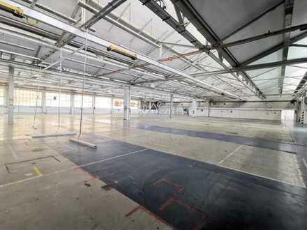 Produktions- & Werkstattflächen mit Büroanteil in bester Lage