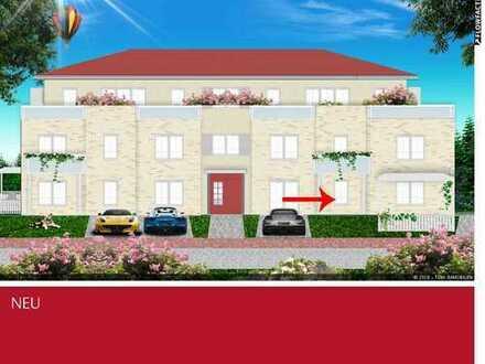 Neubau-EG-Wohnung in Weseke