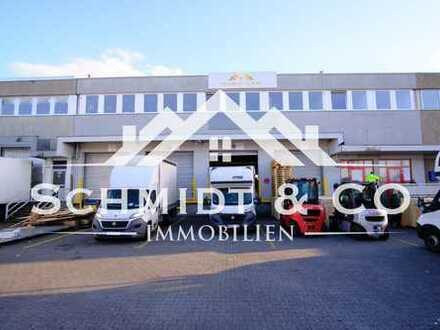 Cargo am Flughafen Frankfurt / 988qm Halle / 4 Laderampen / 673qm Büro