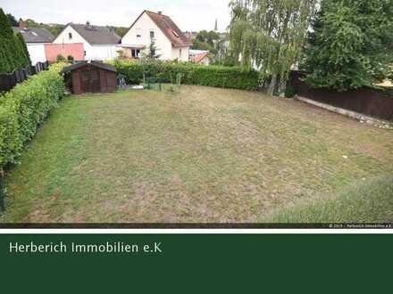 Abrissgrundstück für großzügige Villa oder 2 Doppelhaushälften in Mainz Finthen