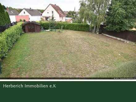 Abrissgrundstück zum Bau eines Mehrfamilienhaus in Mainz Finthen
