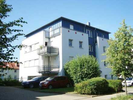 attraktive 1-Raum-Wohnung mit Balkon & Einbauküche in Eisenach – Neubau am Friedhof