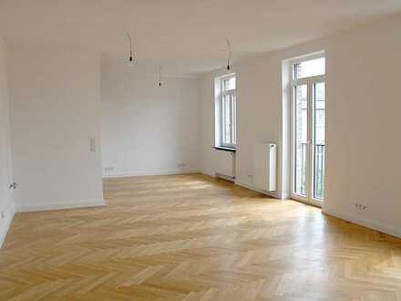 Außergewöhnlich Wohnen mit Loftcharakter: Saniertes 1-Zimmer-Apartment im Lindenhof