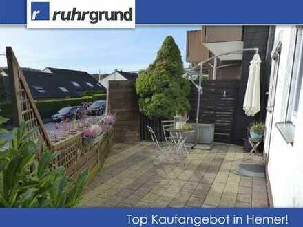 Große Eigentumswohnung mit Garten in Hemer!
