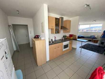 Attraktive 1-Zimmer-Wohnung mit Balkon und Küchenzeile
