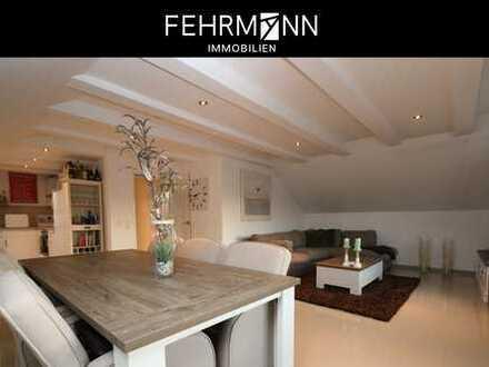 MEPPEN-ESTERFELD - moderne, helle Eigentumswohnung, offene Einbauküche