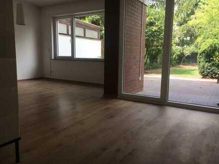 Freundliches und modernisiertes 5-Zimmer-Reihenhaus zur Miete in Gartenstadt, Mannheim
