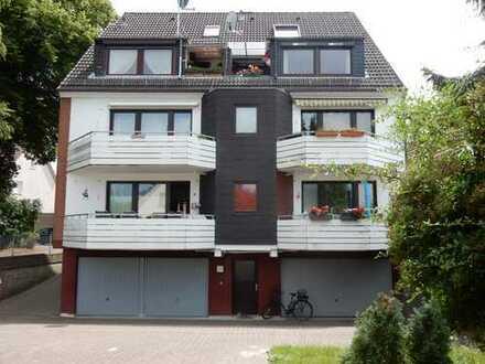 Drei-Zimmer-Eigentumswohnung mit Garage in Bremen-Vegesack