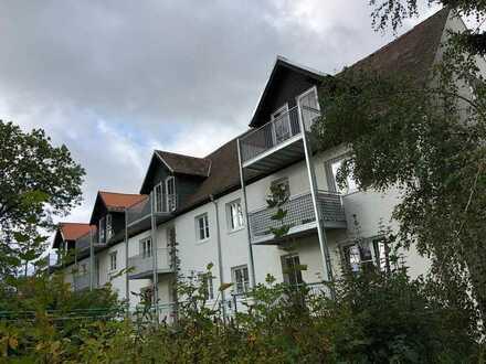 Sanierte 2-Zimmer-Wohnung mit Balkon in Ansbach
