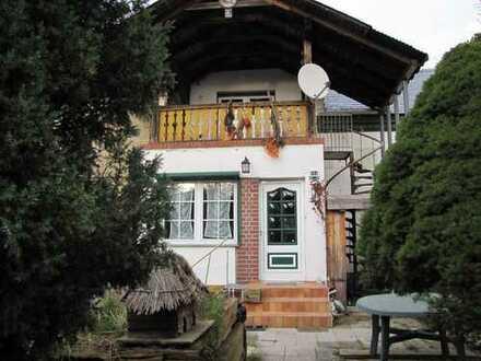 Wohn- und Geschäftshaus, teilsaniert im Kurort Warnitz ( UM )