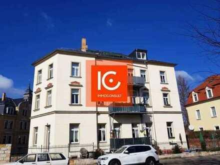 4- Raum ETW im schönen Dresden, EBK, Dachterrasse, inkl. SP, ideal für Kapitalanleger