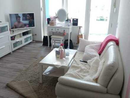 Exklusive, gepflegte 1-Zimmer-Wohnung mit Balkon und EBK in Freiburg im Breisgau