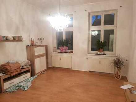 Günstige, modernisierte 4-Zimmer-Wohnung mit Einbauküche in Perleberg