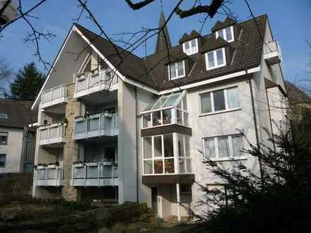 Schöne, bemerkenswerte vier Zimmer Wohnung mit Ambiente in Ennepe-Ruhr-Kreis, Herdecke