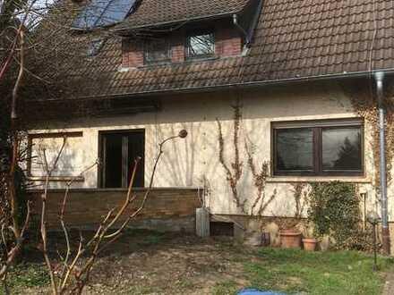 Freistehendes EFH mit großem Garten in guter Wohnlage von Seligenstadt