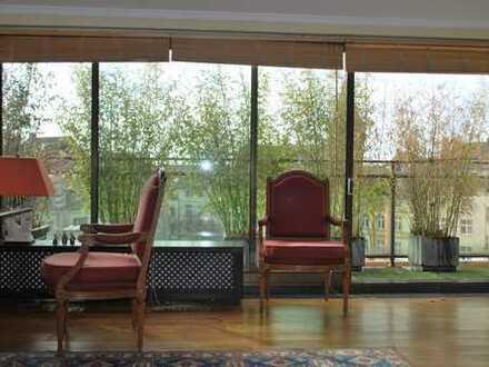 Möblierte, individuelle, sehr gepflegte Wohnung