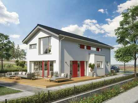 Balance 145 V2 ein passendes Haus auf schmalem Grundstück