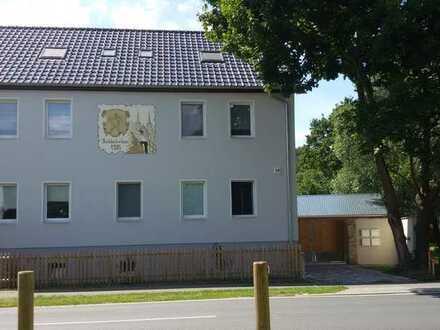 Gepflegte 3-Raum-Wohnung mit Einbauküche in Teltow-Fläming (Kreis)