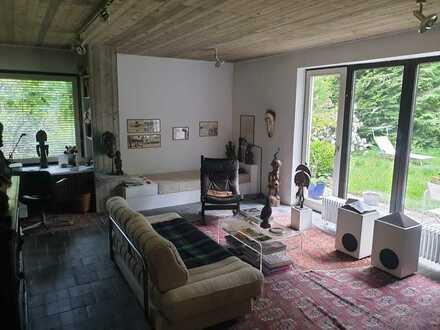 Apartment ca. 44 m² mit Terasse, Gartenanteil