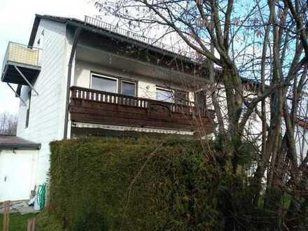 Wohnung mit Weitblick in Niederroth/Markt Indersdorf, gepflegte 4 1/2-Zimmer-Wohnung mit Balkon
