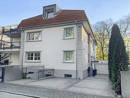 Exklusive 5-Zimmer Wohnung in bester Villen-Lage
